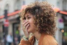 Hair!!!! ❤️ / by Amy Abrahams