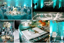 tiffany blue wedding / by Jessica Rutherford
