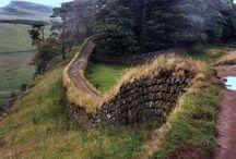Hadrian's Wall Path + Edinburgh, July 2013