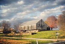 Barns  / Barns and farm stuff.