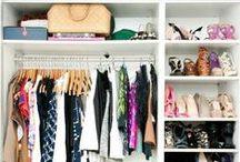 Vanity & Closet / by Carly Purdy