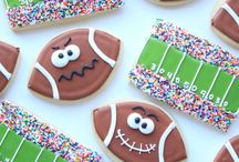 Sports-themed parties