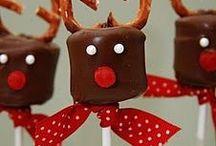 CHRISTMAS - Baking + Treats