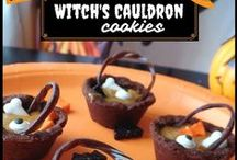 Halloween ideas / fun foods and crafts for Halloween