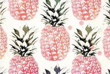 Perfect Prints / Pretty patterns.
