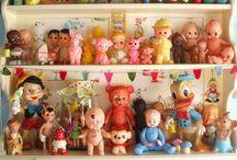 Vintage Toys / by Amanda Northwind