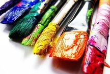 Brushes / What would be do without them?
