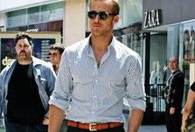 Sharp Dressed Man / Fashion ideas for the three guys in my life... / by Paula Peel