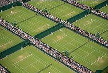 The Tennis Court / Game. Set. Match.