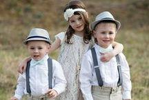 Wedding {flower girl} / flower girl baskets, dresses, hair accessories & other delightful ideas for the most adorable ~Flower Girls~