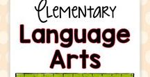 Elementary Language Arts / Elementary Language Arts lessons, anchor charts, ideas, inspiration, and tricks for the busy teacher.
