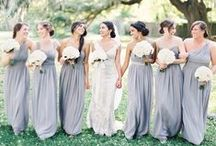 Wedding {gray} / by Sweet Pea & Roses