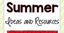 Summer Ideas and Activities / This board includes all things summer for kids!  With ideas for staying on top of reading and academic achievement, as well as tips, inspiration, and fun activities, you'll find everything you need!