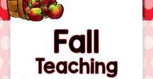 Fall Teaching Ideas and Resources / This board contains engaging fall-themed DIY crafts, lesson ideas, tips, tricks, art projects, Halloween ideas, Thanksgiving projects, activities, and inspiration for moms and teachers.