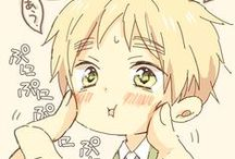 Arthur~ / Iggy ^^