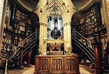 Libraries Around the World / Libraries that make the jaw drop with their beauty and glorious glory.