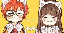 ✦Mystic Messenger✦ / Someone help