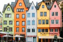 Daring Deutschland / Travel in Germany (tips, destinations, road trips).