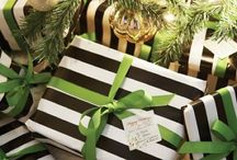 CHRISTMAS - Gifts + Wrap