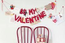 Valentin nap - Valentine / by Noémi Mounier