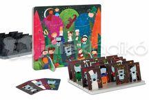 Gyerekek - Játékok - Ajándékok / Játék, ajándék ötlethalmaz a családnak... :)  / by Noémi Mounier