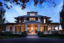 Dream House / Beautiful house designs plus all the stuff to fill it.  / by Cassie Hutaff