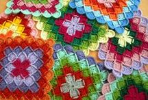 crochet and knitting / by Mark-Kathy Erwin