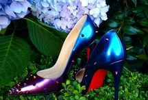 Shoe Lust / Shoes that make me sigh, drool or just plain green with envy. They don't have to be practical, just amazing!