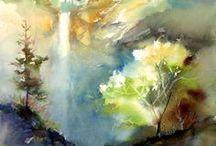 Art: Various Artists & Media / by Sandra Norman