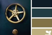 Color Palettes / by Sandra Norman