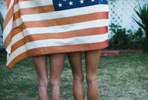 america. / by Katy McLean