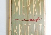 Christmas / by Bobbi Goodfellow
