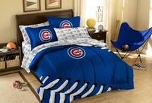 MLB Bedding Sets / Are your kids playing little league baseball? If so, then buying baseball bedding can be a great way to let them showcase their team spirit. Not only can you buy your favorite baseball teams bed in a bag sets, but we also carry MLB sheet sets, drapes, bedskirts, and pillow cases. At Bedding.com we carry a large selection of baseball bedding for MLB fans everywhere.