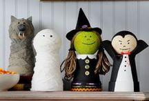 Halloween / by Bobbi Goodfellow