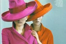 Color: Orange and Pink / by Sandra Norman