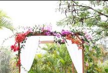 wedding love / bohemian wedding inspiration