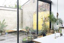 interior / living spaces