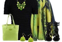 Neon Nuance / Little pops of colour that brighten up the day