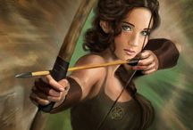 * The Hunger Games * / by Jennifer Sutton
