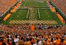 Football time in Tennessee  / by Lauren Hood