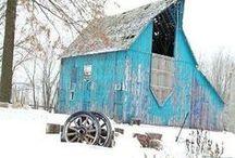 Barns & Covered Bridges / by Sandra Norman