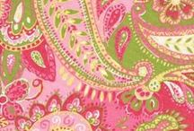 Color: Green and Pink / by Sandra Norman