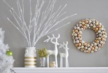 Christmas In Whites & Neutrals / by Sandra Norman