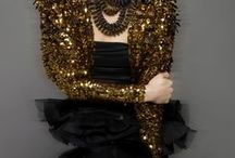 Color: Black & Gold / by Sandra Norman