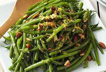 Food: Vegetables/Sides / by Jennifer Sutton