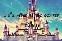 Disney-Obsessed. / by Katy McLean