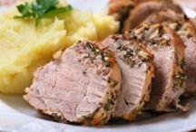Food: Entrees (Pork) / by Jennifer Sutton