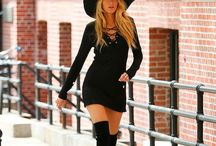 Little Black Dress / by Terri Moore