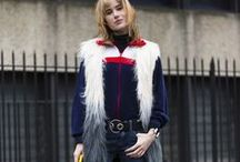 LFW Street Style / We're bringing the Fashion Week trends direct to you every day.  / by Topshop