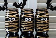 All Hallows' Eve / Halloween DIY crafts, decorating, costumes, and spooktacular bedding / by Bedding.com